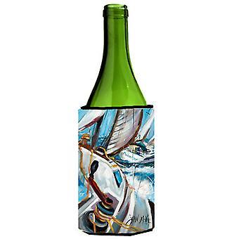 Dolor asesino velero regata botella de vino bebidas aislador Hugger