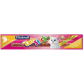 Vitakraft cat snacks-uri stick mini (aroma: Duck & amp; Iepure