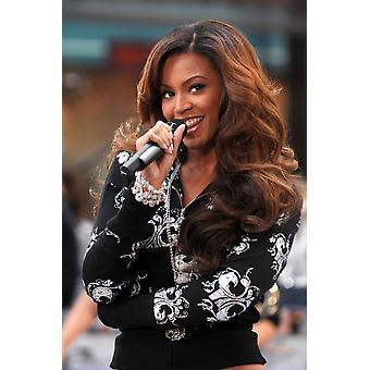 Beyonce Knowles lavalla Nbc tänään Näytä yhteistuumin Beyonce Rockefeller Center Helsinki joulukuu 04 2006 kuvaaja Brad BarketEverett kokoelma julkkis