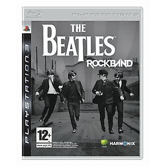 The Beatles rock band (PS3)-fabriken förseglad