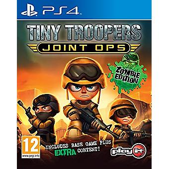 Tiny Troopers Joint Ops (PS4) - New