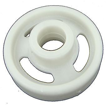 Hotpoint DVG622KIXUK lave-vaisselle roue de panier inférieur