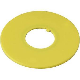 DECA A2AV-0 Motivo de impressão da etiqueta None Yellow 1 pc (s)