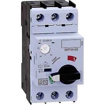 WEG MPW40-3-U010 Overload relay adjustable 10 A 1 pc(s)