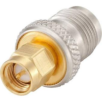 Rosenberger 32S156-K00L5 SMA adapter SMA plug - TNC socket 1 pc(s)