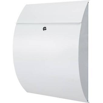 بورغ ويختر 38680 ريفييرا 835 W Letterbox الصلب لوحة مفتاح أبيض