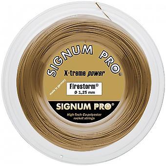 Signum Pro firestorm role 200m