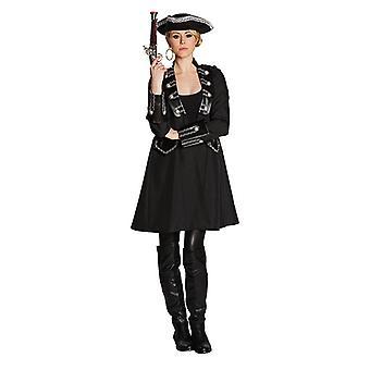 Manteau pirate Costume de Pirate corsaire Cape pour femme