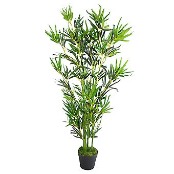120cm (4ft) Natural Artificial Bamboo Plants Trees - XL