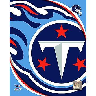2018 Tennessee Titans Logo Fotodruck