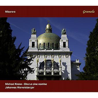Allegri / Ivanoff - Miserere [SACD] USA import