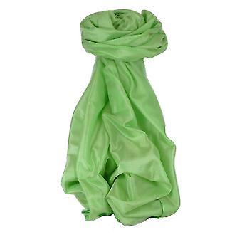 Varanasi Silk kauan huivi Heritage ala Sahni 6 Fern jäseneltä Pashmina & silkki