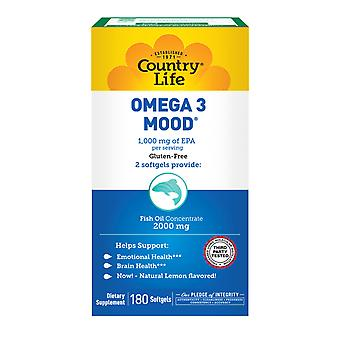 Land leven Omega 3 Mood 180 ct