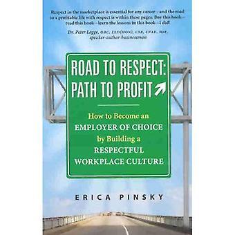 Estrada de respeito: caminho para o lucro