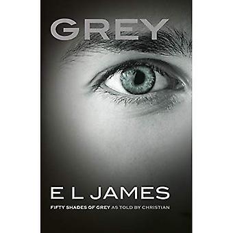Grau: Fifty Shades of Grey mit erzählt von Christian