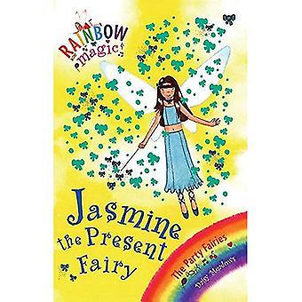 Jasmin närvarande älva (Rainbow Magic)