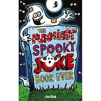 Roligaste Spooky skämt boken någonsin