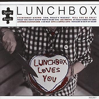 Lunchbox - Lunchbox Loves You [CD] USA import