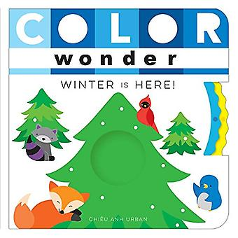 Color Wonder hiver est là! (Color Wonder) [Cartonné]