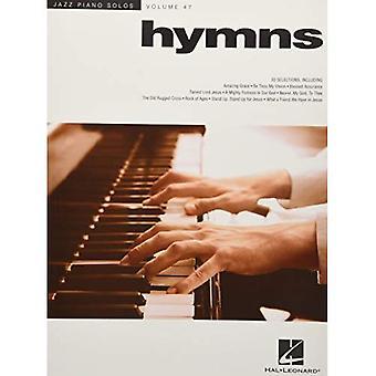 JAZZ PIANOSOLOER VOLUM 47 SALMER PF SOLO BOK
