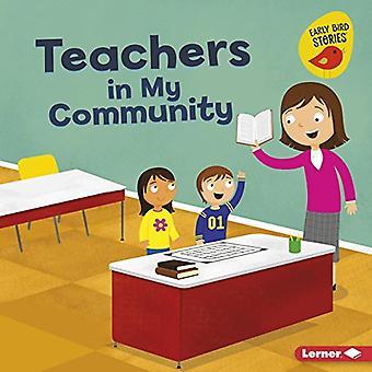 Opettajien omassa yhteisössä (Meet yhteisön Helper (Early Bird Stories (TM)))
