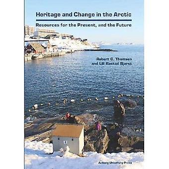 Erfgoed & verandering in het Noordpoolgebied: middelen voor de Precent & detoekomst