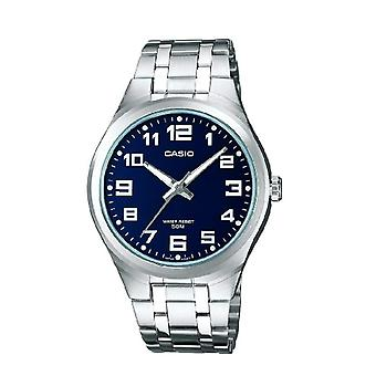 Casio Analog quartz men with stainless steel strap MTP-1310PD-2BVEF