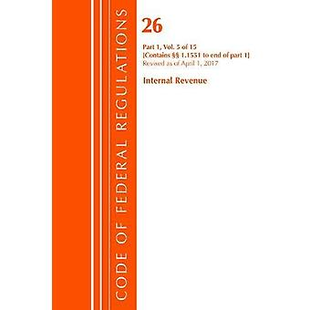 Code of Federal Regulations-titre 26 Internal Revenue 1.1551 fin-