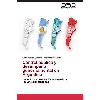 Kontroll Publico y Desempeno Gubernamental no Argentina av Giménez Luis Federico