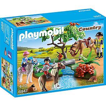 PLAYMOBIL Land Reiten 6947