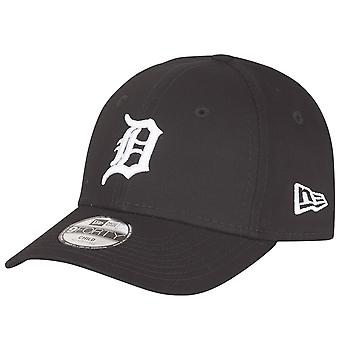 New Era 9Forty Kids Cap-Detroit Tigers zwart