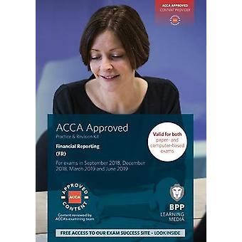 ACCA Financial Reporting-trousse de pratique et de révision par BPP Learning M