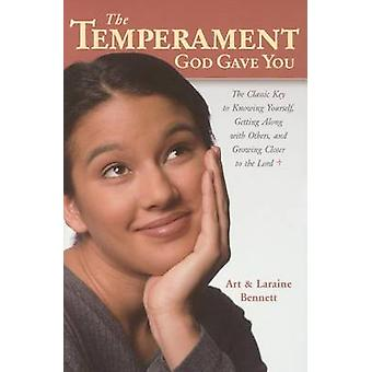 The Temperament God Gave You - The Classic Key to Knowing Yourself - G