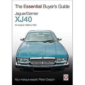 Jaguar XJ40 (essentiële koper gids serie)