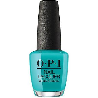 OPI neon Collection sommer 2019, 0,5 oz, Dance Party ' Teal Dawn, NL N74