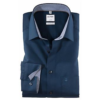 OLYMP Olymp Textured Formal Shirt
