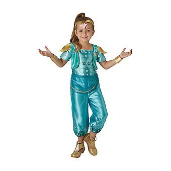 Girls Shine Costume -Shimmer and Shine