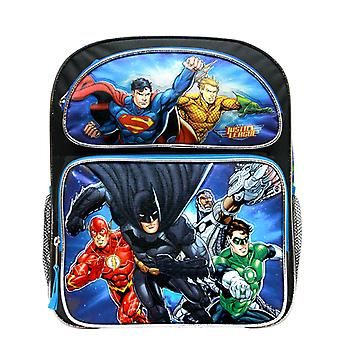 Medium Backpack DC Comics Justice League Team 14