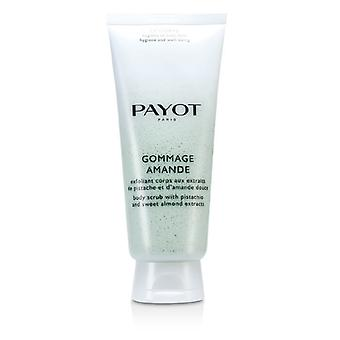 Payot Le Corps Gommage Amande - Scrub corpo con pistacchio & Sweet estratti di mandorla 200ml/6.7 oz