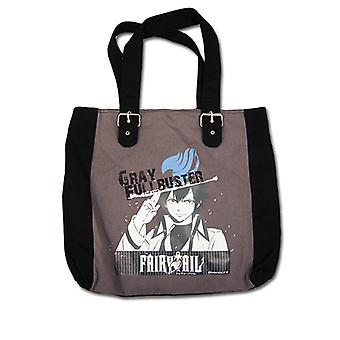 Tote Bag - Fairy Tail - New Gray Fullbuster Toys Anime Hand Purse ge11983