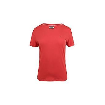 トミー ヒルフィガー DW0DW05938667 ユニバーサル オールイヤー 女性 T シャツ