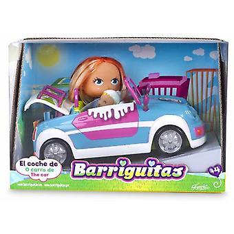 Barriguitas Barriguitas Car Colors.