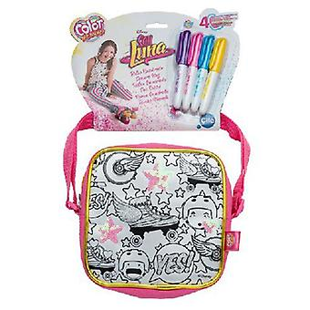 Cife Sequin Square Bag Soy Luna (Babies and Children , Toys , Educative And Creative)