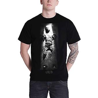 Star Wars Han solo In Carbonite new Official Mens Black T Shirt