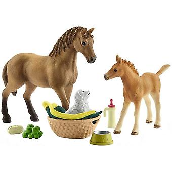 Schleich Horse Club, Sarah's Baby Animal Care