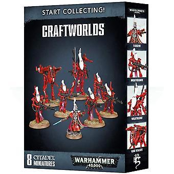 Games Workshop - Warhammer 40,000 : Start Collecting! Craftworlds