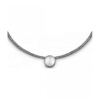 QUINN - Necklace - Women -Silver 925 - Gemstone - Moonstone - 2708099