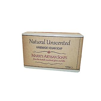 Unscented Soap Bar 100g by Marie's Artisan Soaps