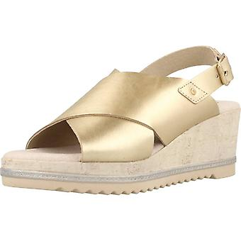 Carmela Sandals 66185c Gold Color
