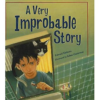 A Very Improbable Story: A� Math Adventure